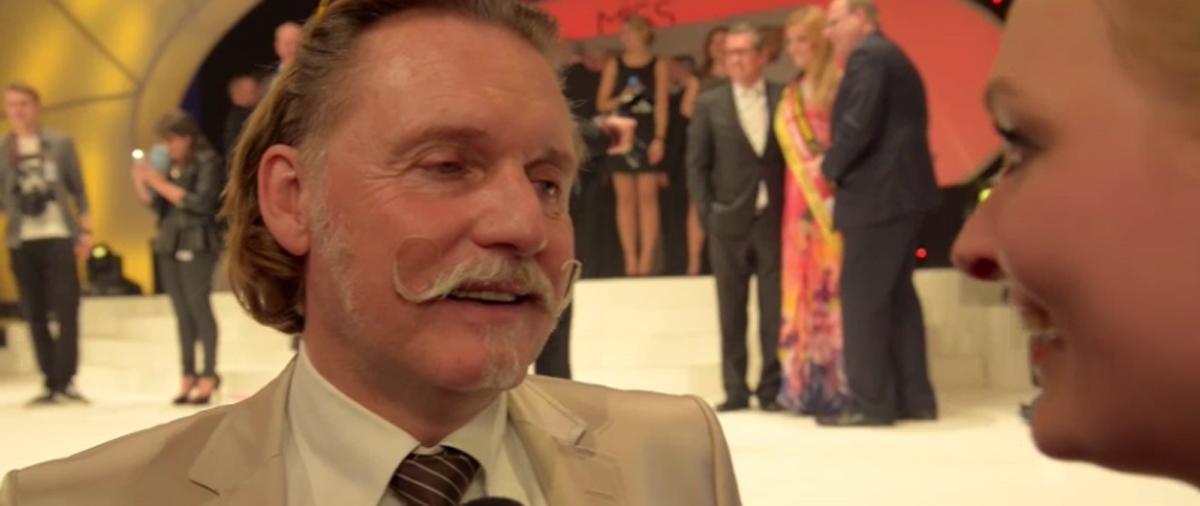 Ingo Lenßen im Interview. (c) gmx.net