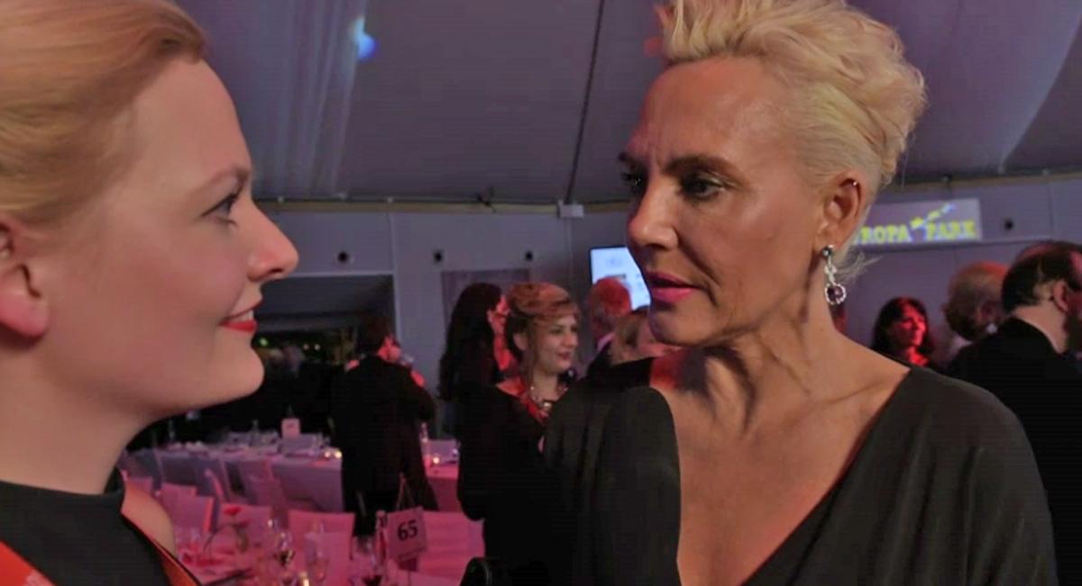 Natascha Ochsenknecht im Interview. (c) web.de