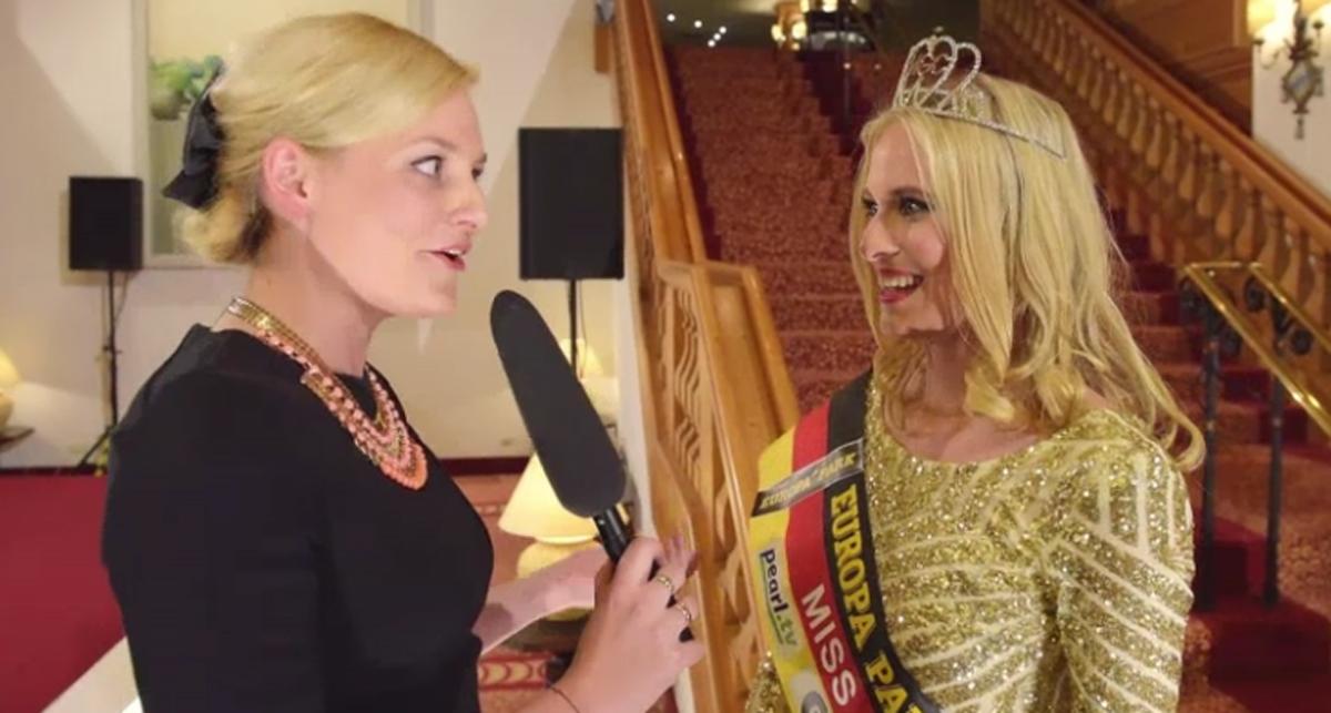 Miss Internet Nicola Koska im Interview. (c) web.de