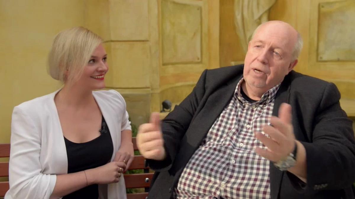 Reiner Calmund im Interview. (c) web.de