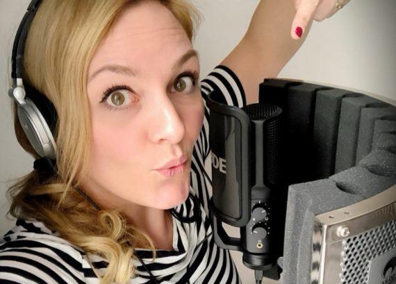 Nina-Carissia Schönrock, Podcast, Covid allein zu Haus