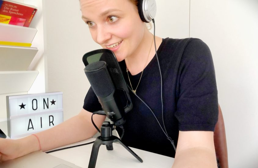 Das richtige Mikrofon für deinen Podcast