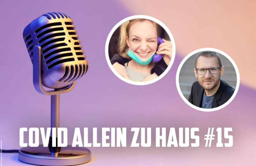 Covid allein zu Haus   Folge 15: Interview mit Thomas Rebbe von GMX und WEB.DE