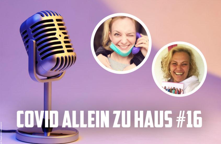 Covid allein zu Haus | Folge 16: Interview mit Beziehungsexpertin Hilde Fehr