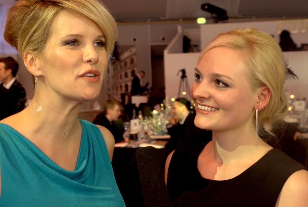 Nina-Carissima Schönrock, Moderatorin, Monica Meier-Ivancan, Model