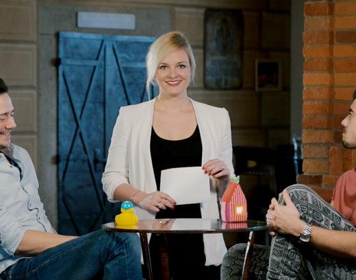 Nina-Carissima Schönrock, Moderatorin, Fernsehshoq, Quizshow