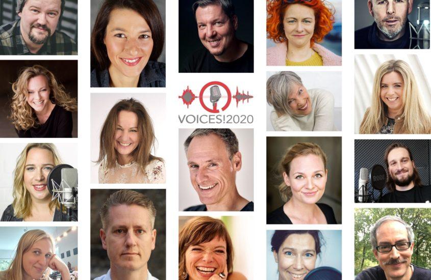 Nina-Carissima Schönrock ist Teil des Charity-Projekts VOICES!2020 – Unsere Stimmen für Künstler in Not