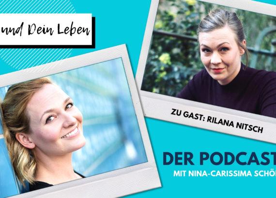 TV-Moderatorin, Podcast, Web-TV, Fernsehen, Fernsehsendung, Show, Sendung, Du und Dein Leben, Interview, TV-Format, Rilana Nitsch, Schauspielerin, Moderatorin, Video
