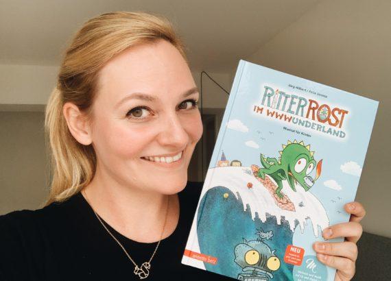 Ritter Rost, Ritter Rost im WWWunderland, Nina-Carissima Schönrock, Hörbuchsprecherin, Hörspielsprecherin, Sprecherin aus München